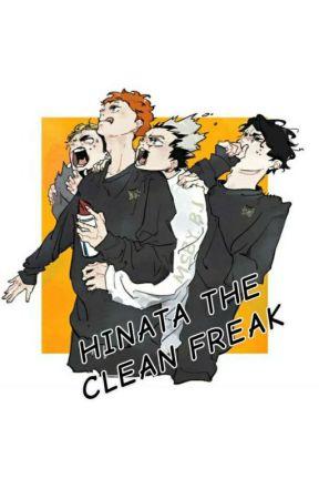 Hinata The Clean Freak[√] by vfrstuv
