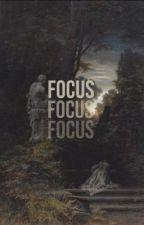 FOCUS ϟ h.potter by -ultraviolent
