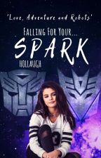 Falling For Your Spark ✶  by Hollaugh