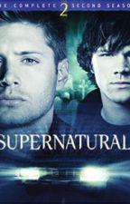 Supernatural Season Two by SarahAlvis
