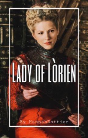 Lady of Lórien by HannahDottier