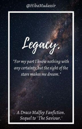 Legacy    Book 2 by HibaMudassir