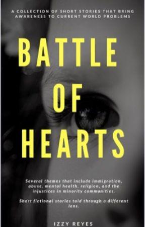 Battle Of Hearts by Lvcky_Vi