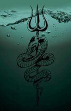 Percy Jackson : The Heir of Slytherin  by anarose2002