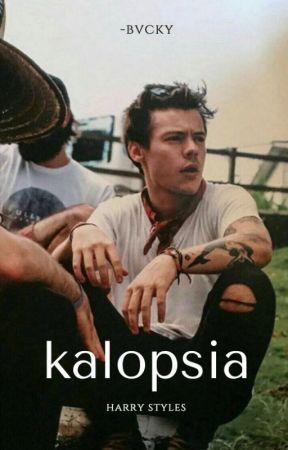 kalopsia [harry styles] by -bvcky