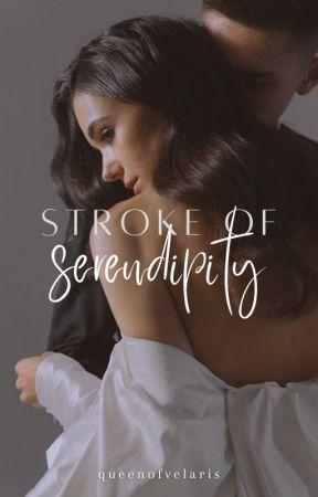 stroke of serendipity 🖋 by queenofvelaris