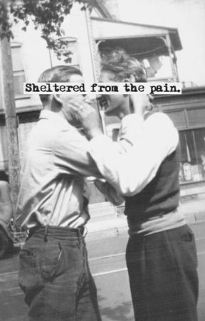 Sheltered from the pain -McLennon by TheDemolition