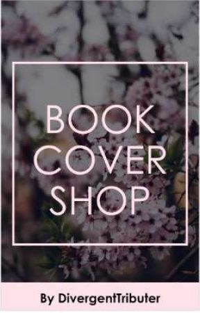 Book Cover Shop by DivergentTributer
