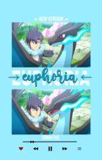 euphoria ➸ alain by kingkths