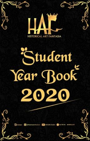 STUDENT YEAR BOOK by Hafallart