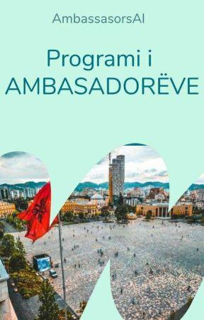 Programi i Ambasadorëve by AmbassadorsAL