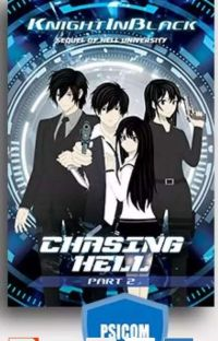 Chasing Hell Part 2 cover