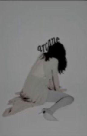 𝐀𝐑𝐂𝐀𝐍𝐄. dramione ✔︎ by 1-800-mxlfoy