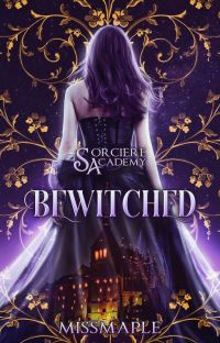 Sorciere Academy: Bewitched cover