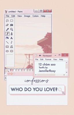 Đọc truyện [12cs] cfs: who do you love?