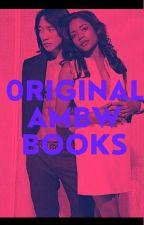 ORIGINAL AMBW/BWAM BOOKS by GinghamHigher