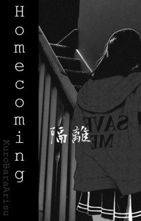 Homecoming - BTS x Reader by KuroBaraArisu