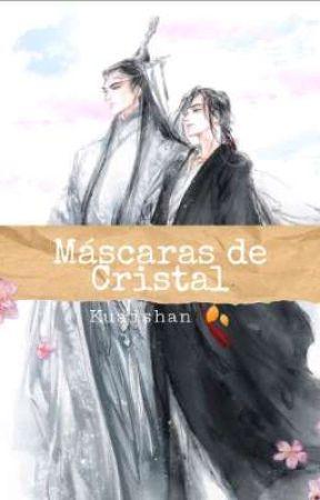 Máscaras de Cristal ⚔️ Wangxian by Kuaishan