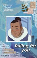 Falling For You  (Sokka x Reader) by _angelic_tay