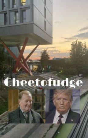 Cheetofudge (trump x Cornelius fudge) by remuslupins_bitch
