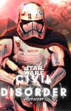 Star Wars: Civil Disorder by vibemaster