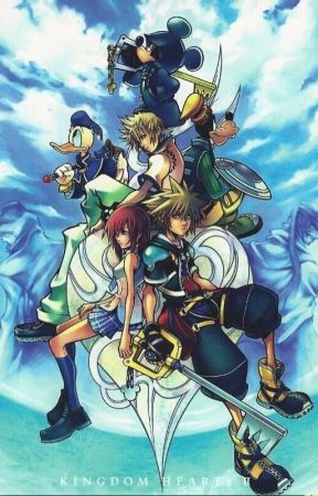 Kingdom Hearts 2: 2nd sequel to the Legendary 8th Princess of Heart by Alexaslowell