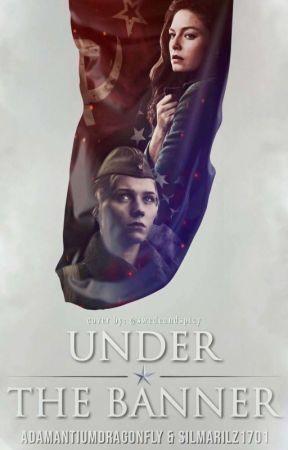Under The Banner by AdamantiumDragonfly