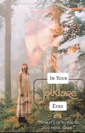 In Your Eyes: folklore by Wolfgirl54