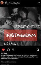 Spideychelle Instagram drama by Beanzykins