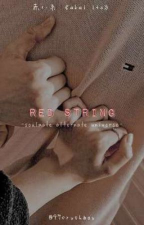 [✅] Red String | Soulmate AU by 97crushboy