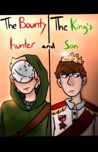 The Bounty Hunter and the King's Son cover