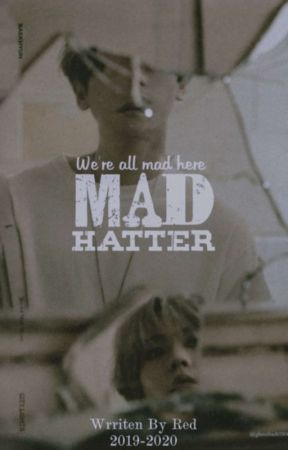 The Mad Hatter by REDneonlight