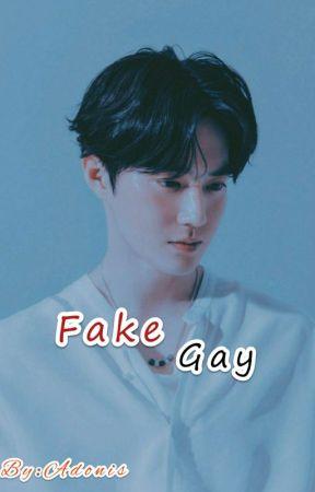 Fake Gay by adones2000