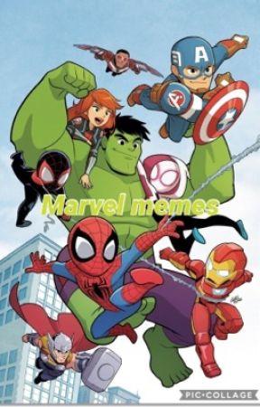 ^( '-' )^Marvel memes ^( '-' )^ by sydoneseven