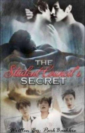 THE STUDENT COUNCIL'S SECRET (CHANBAEK) by chanbaekshinn