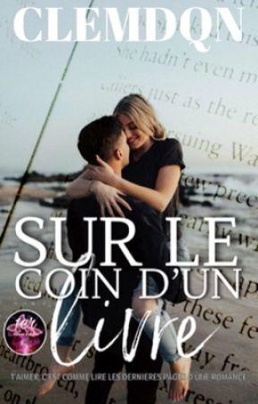 Sur le coin d'un Livre by clemdqn