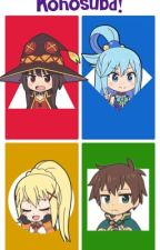 The Shinobi of Konosuba! | Konosuba x Male Reader by noitsnotquinn