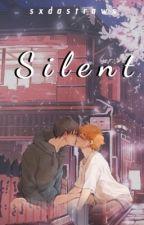 Silent    Kagehina by sxdastraws