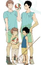 masks, and the people who wear them // iwaoi by yoonmin_shipperx