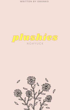plushies (nohyuck) by obonko
