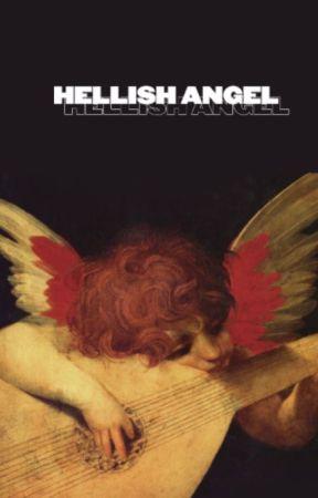 HELLISH ANGEL , george weasley by DRACOSDIGGORY