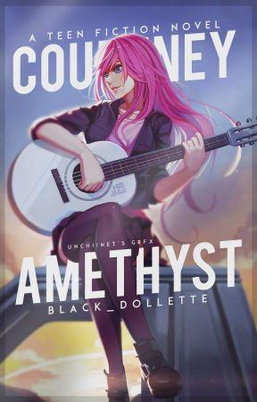 Courtney Amethyst (Ciervo Series #1) by black_dollette