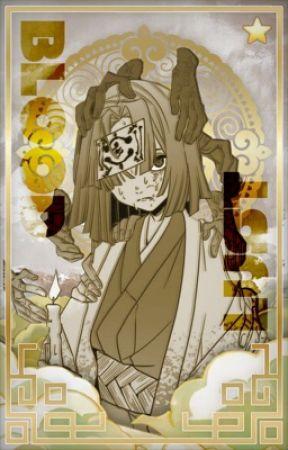 BLOODLUST • 𝐤𝐧𝐲 𝐱 𝐫𝐞𝐚𝐝𝐞𝐫 by realityphantom