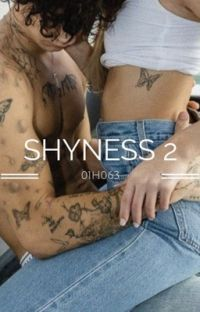 SHYNESS 2 cover