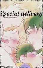 Special Delivery (Bakuxfemdeku) by Foxy_girl19