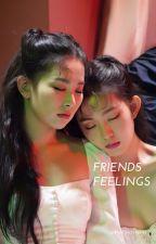 friend's feelings «seulrene/aseul» by urfruityscrivener