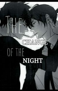 The change of the night  cover