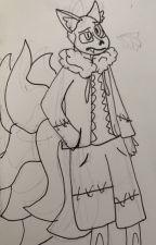 kitsune! error by kibawolfy13