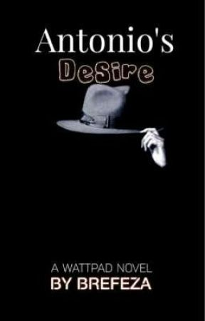 Antonio's desire by brefeza
