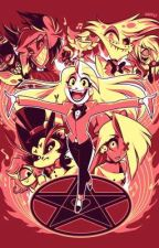 Not One For Redemption [Hazbin Hotel x Male Mephiles The Dark Reader] by ShallotStudioz
